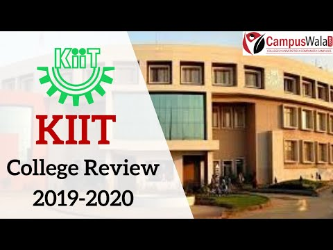 KIIT - 2020 | Hostel | Courses | Fee Structure | Cut-off | Placements | Campus Tour