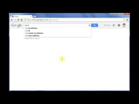 how to get ip address what is my ip 