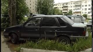Рейд по неправильной парковке во дворах(, 2015-07-15T07:56:23.000Z)