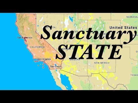 California Now Sanctuary State: Blacks Will Suffer. It's Their Fault. Democrats Deceive Hispanics.