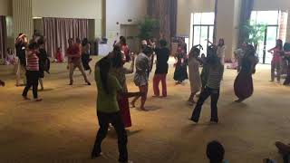 5 Rhythms  : 2 Day Introduction, Shenzhen, China with Jo Hardy August 2017