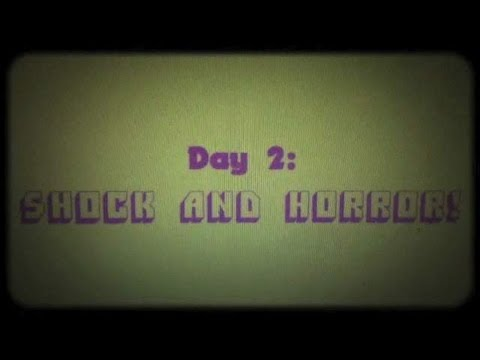 7 Days Of Exploitation: Day 2: Shock & Horror!