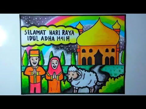Poster Idul Adha Gambar Tema Idul Adha Youtube
