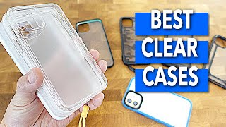 I Used 20+ Clear iPhone 12 Cases - Here's Are My Top Picks