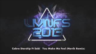 [FreeStep] Cobra Starship Ft Sabi   You Make Me Feel (Novik Remix)
