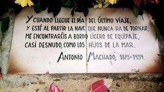 RETRATO (Antonio Machado/A. Cortez)