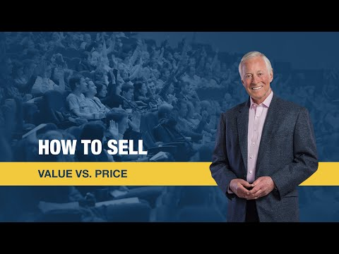 How to Sell Value vs. Price