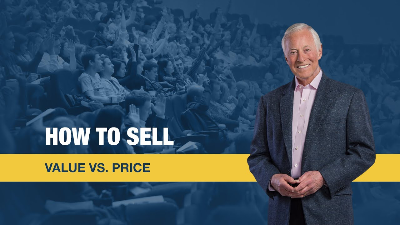77c52256b How to Sell Value vs. Price - YouTube