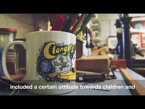 Award-winning illustrator, Peter Firmin: in under 30 minutes (Part 1)
