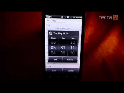 Just Show Me: How To Use The Calendar On Your Android Phone