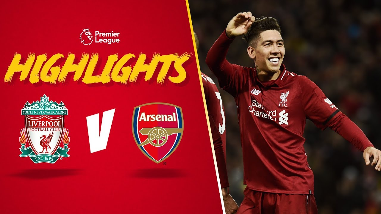 Download Firmino scores 'no look' goal | Liverpool 5-1 Arsenal | Highlights