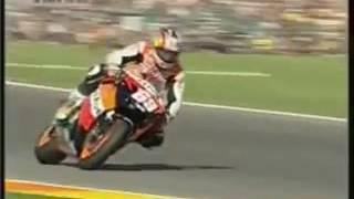 Nicky Hayden Wins Championship - Valencia 2006