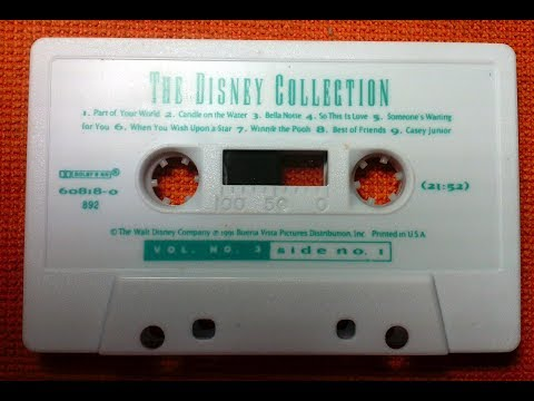 The Disney Collection Vol 3