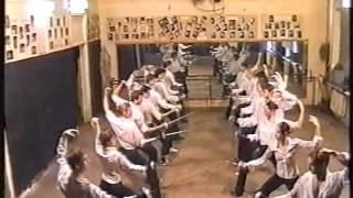 Фехтование, экзамен. 2 курс. Саратов, 2003г.