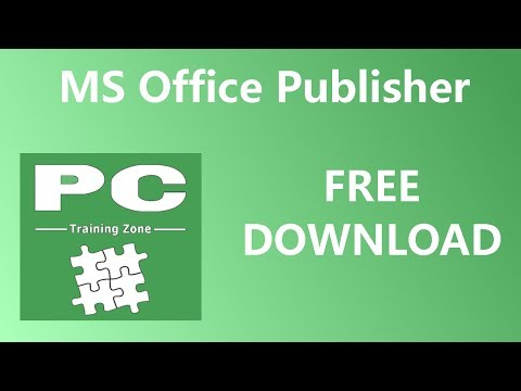 MS Office Publisher - Free Download