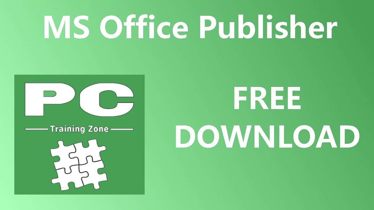 microsoft office publisher 2007 free download