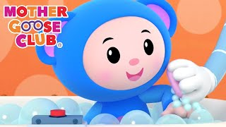 Learn Nursery Rhymes with Mother Goose Club   Scrub a Dub Dub   Baby Songs Compilation for Kids