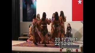 MANSUR KAYMAK - SONAY KAYMAK - YÜZÜĞÜM VAR AL TAŞLI Kadın Halk Oyunu Türküsü