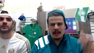 PALMEIRAS 0X1 CRUZEIRO | JOGO DA IDA | MAIS 90 MINUTOS NO MINEIRÃO