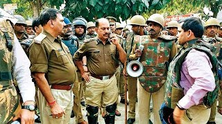 Meerut: A police Inspector and a youth were killed on Monday as a r...