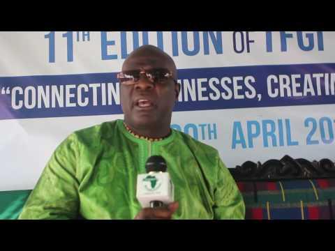 EPISODE 2 TRADE FAIR GAMBIA INTERNATIONAL 2017