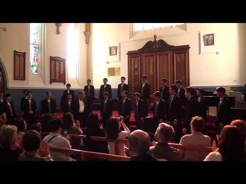 St.Mary's Varsity Ensemble 2016-2017