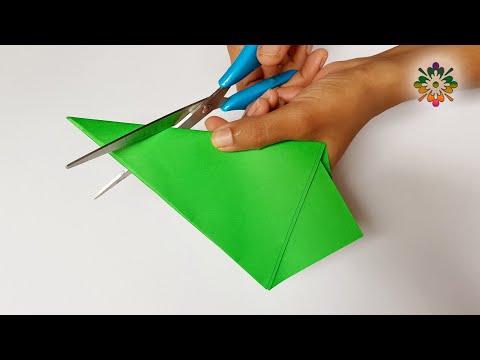 5 Christmas Paper Decoration ideas//   DIY // Xmas Crafts