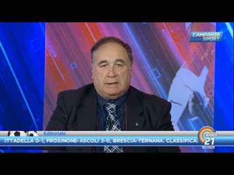 Napoli-SPAL: Umberto Chiariello, l'editoriale
