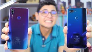 Xiaomi Mi 8 Lite vs Redmi Note 7 - QUAL COMPRAR? QUAL O MELHOR? COMPARATIVO!