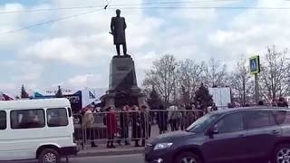 5 лет Крым и Севастополь в России. Автопробег Байкеров 16.03.2019 3ч.