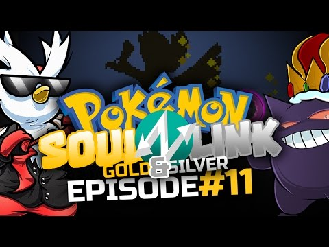 """Pokémon Gold & Silver Soul Link Randomized Nuzlocke w/ ShadyPenguinn!! - Ep 11 """"Shady's Lucky Day"""""""