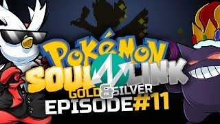 "Pokémon Gold & Silver Soul Link Randomized Nuzlocke w/ ShadyPenguinn!! - Ep 11 ""Shady"