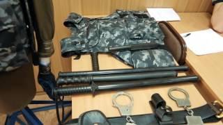 Аллюр - центр обучение охранников в Омске и области(лицензия, удостоверение, свидетельство)