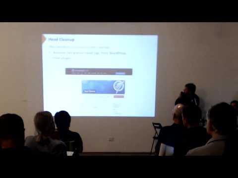Introduction to SEO & SEO for WordPress - Chris Burgess, Peter Mead & Michael Jones