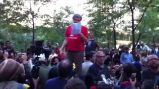 SLAVOJ ZIZEK AT OWS PART1