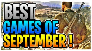 Top 10 New Best Android & iOS Games of September 2018 HD | Best Games of September | High Graphics