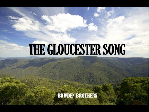 Bowden Brothers - The Gloucester Song (Official Video)