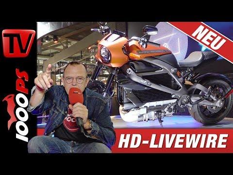 Harley-Davidson LiveWire - 2019 am Markt