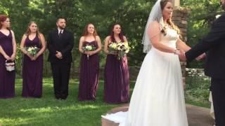Wedding video: Sean and Christina 2017