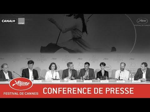L'AMANT DOUBLE - Conférence de Presse - VF - Cannes 2017