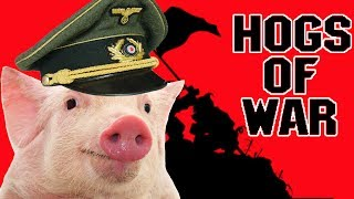 EXPLODING PIGS - Hogs of War review
