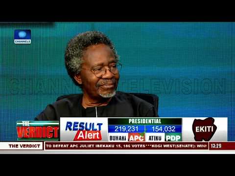 Prof Oyebode, Ogunye Analyse Nigeria's Leadership Challenge Pt.1 |The Verdict|