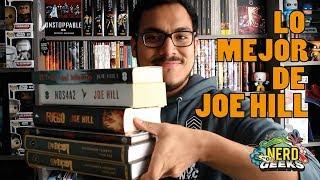 Especial Joe Hill - Locke & Key, NOS4A2 y más | NerdGeeks