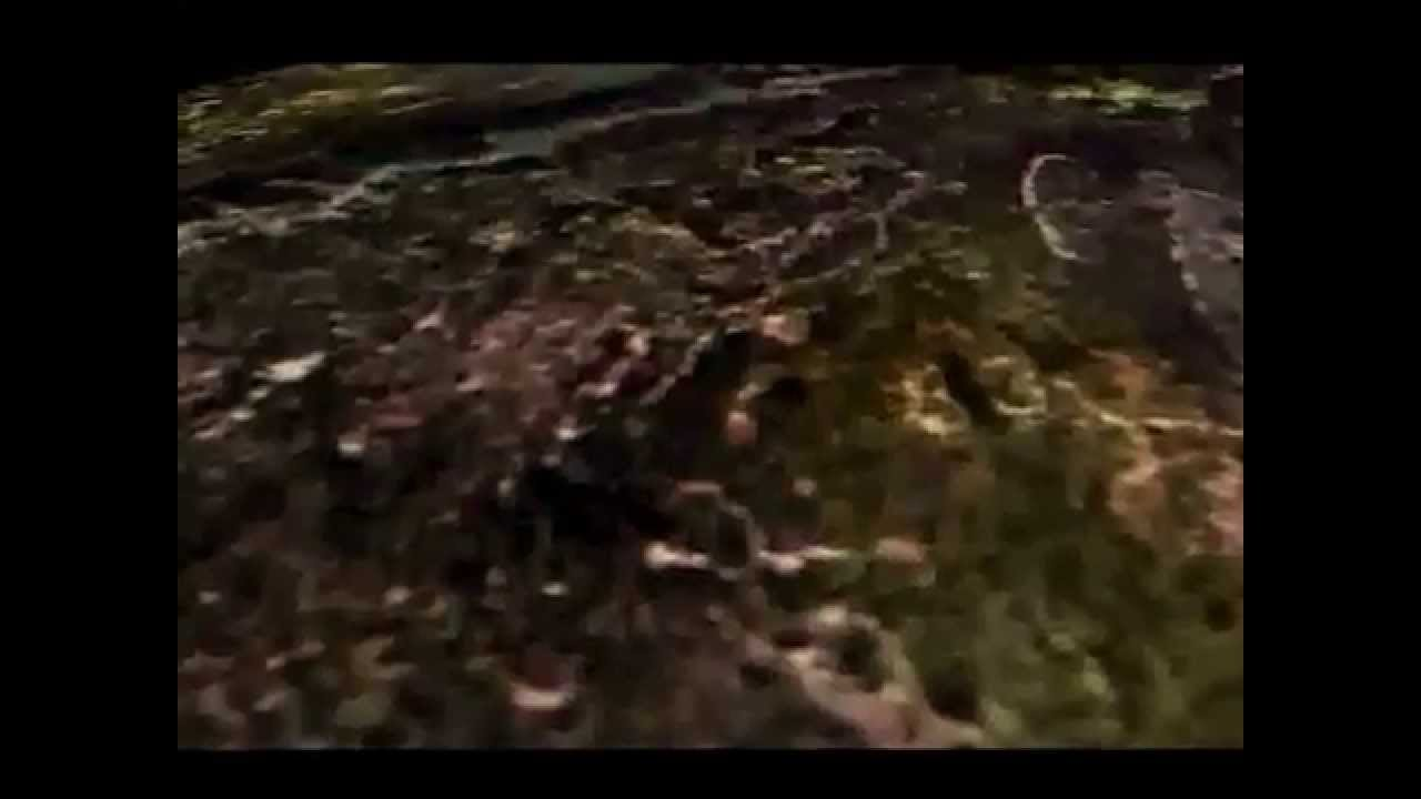 Mars! BRAIN CRASHING NASA SECRET ON FILM: Heimdal Crater ...
