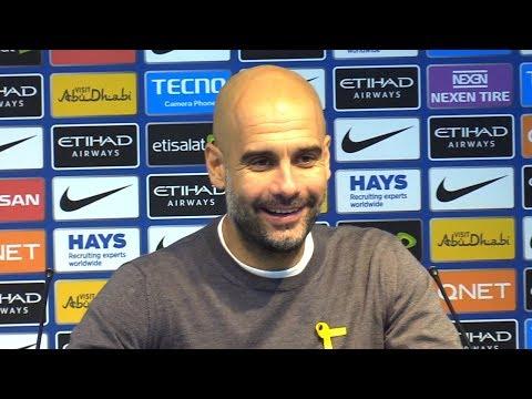 Manchester City 2-1 West Ham - Pep Guardiola Post Match Press Conference - Premier League #MCIWHU