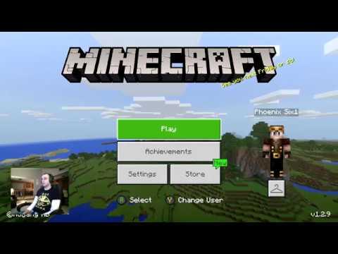 minecraft bedrock edition survival beginners guide episode 1 youtube rh youtube com Minecraft Survival House Minecraft Survival Gameplay