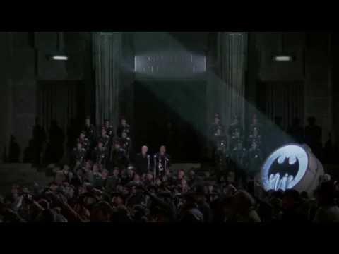 Batman Ending (1989)
