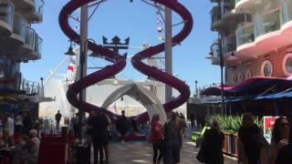 Harmony of the Seas - Größtes Kreuzfahrtschiff der Welt startet in Barcelona