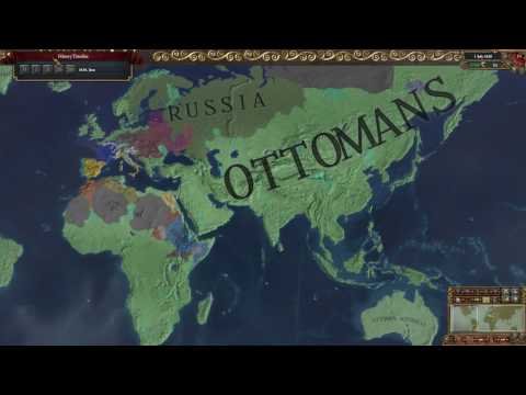 EU4 Huge Trade Income: Ottoman Merchant Republic