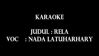 KARAOKE-RELA-NADA LATUHARHARY